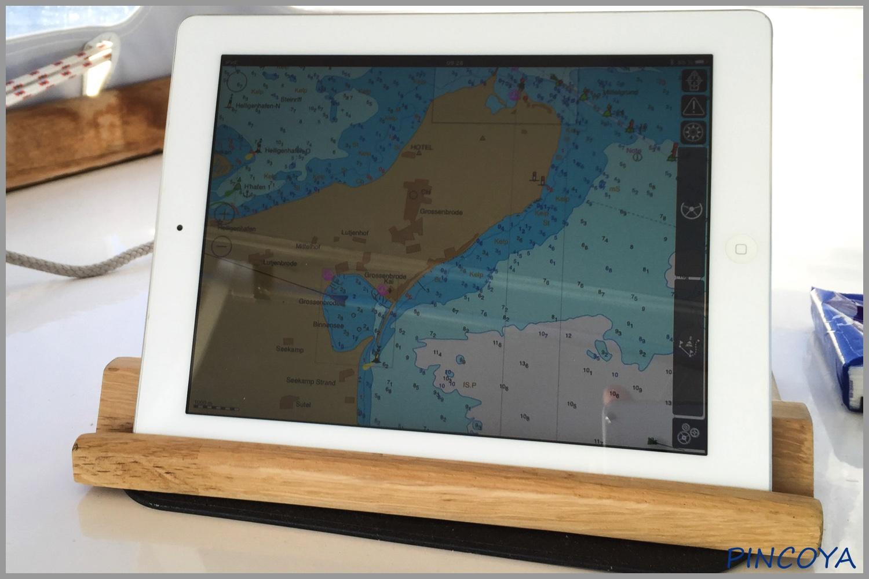 iPad-Navigation